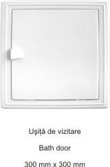 USITA DE VIZITARE