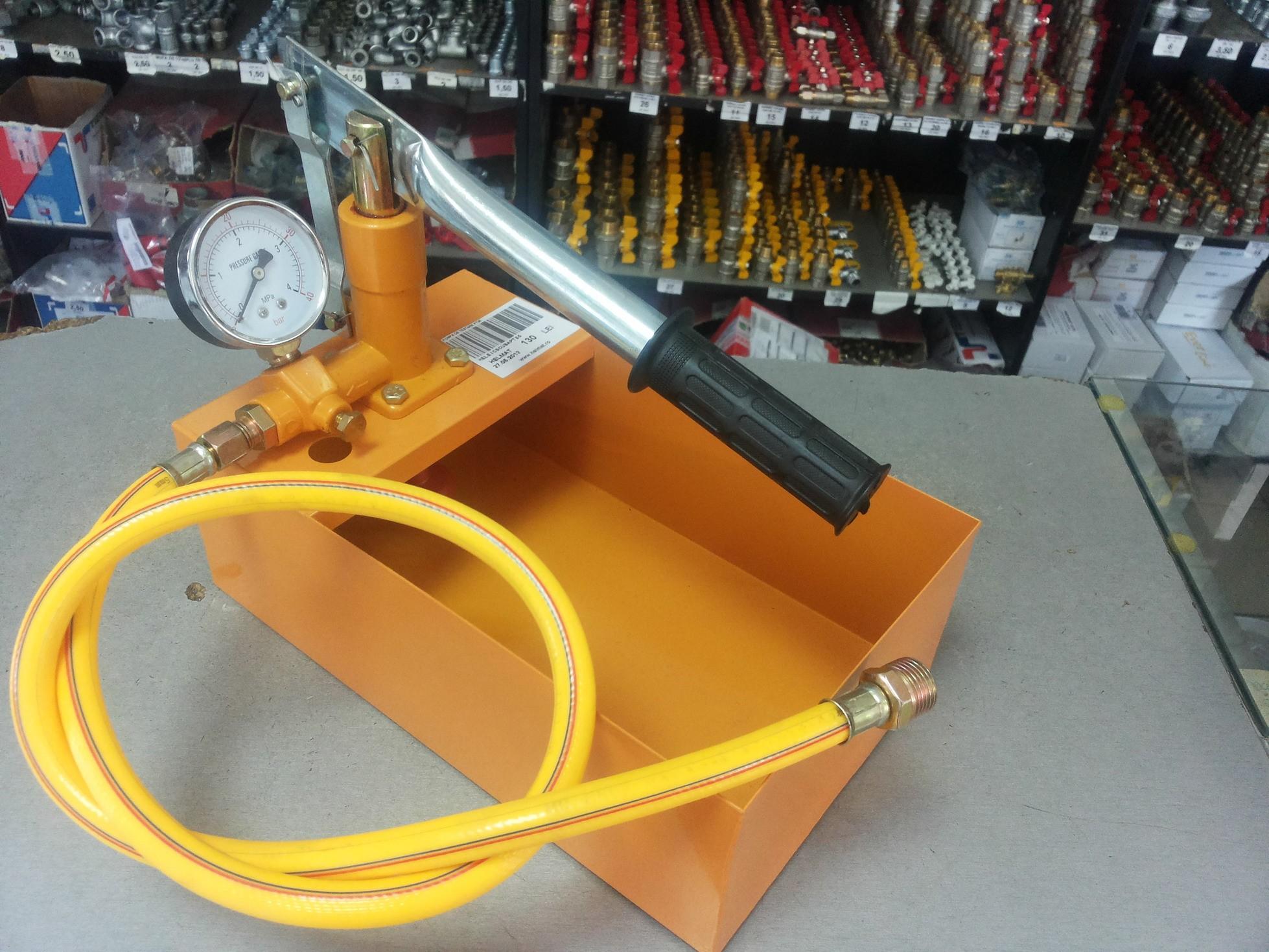 Pompa de testare PT25