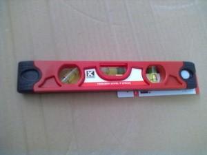 NIVELA MAGNETICA 23 cm 3 bule - KAPRO