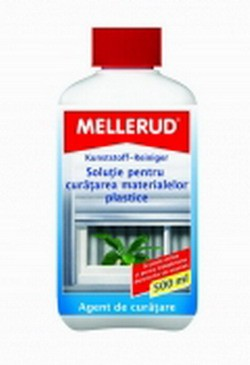 SOLUTIE PENTRU CURATAT MATERIALE PLASTICE - MELLERUD