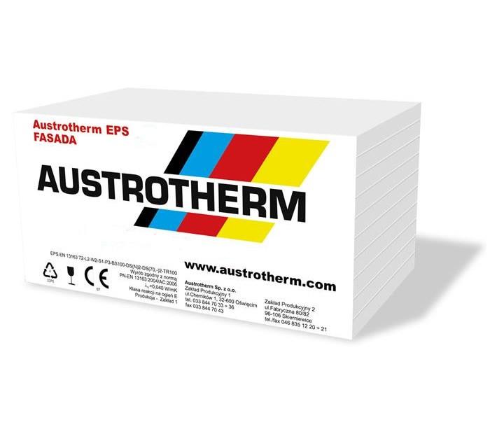Polistiren expandat AustroTherm A70 - 50 mm