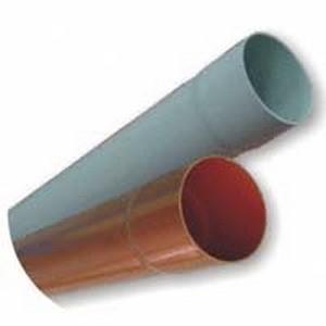 BURLAN PVC D80MM