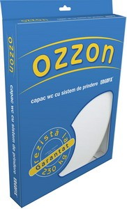 CAPAC WC OZZON - ALB