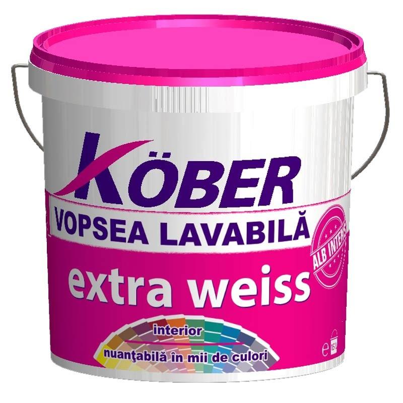 KOBER - LAVABIL EXTRA WEISS 4 L