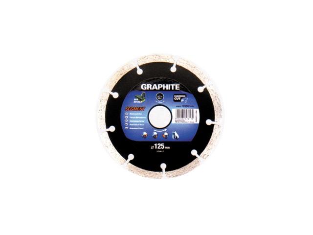 DISC DIAMANTAT SEGMENTAT GR 125MM