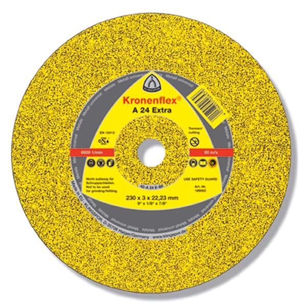 Disc de debitat metal: 115 x 2,5 x 22,23