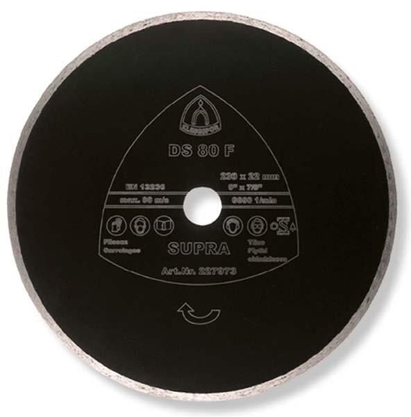 Disc diamantat 125 x 22 mm