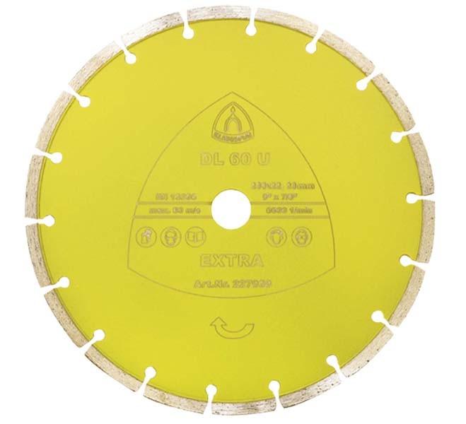 Disc diamantat 230 x 22 mm