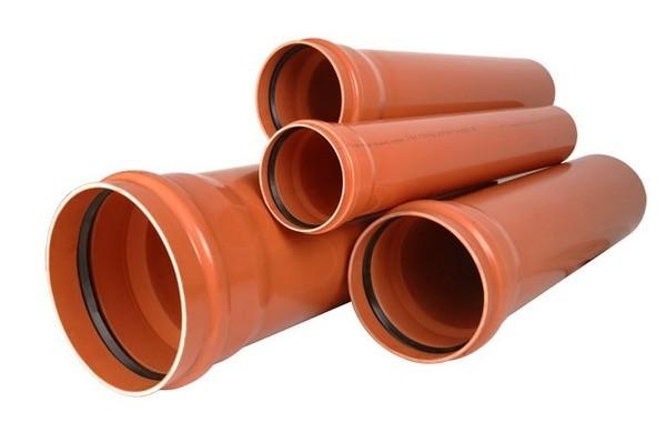 TEAVA PVC #40 - bara de 0,5 m