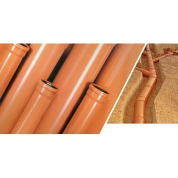 TEAVA PVC #110 - BARA 4 M