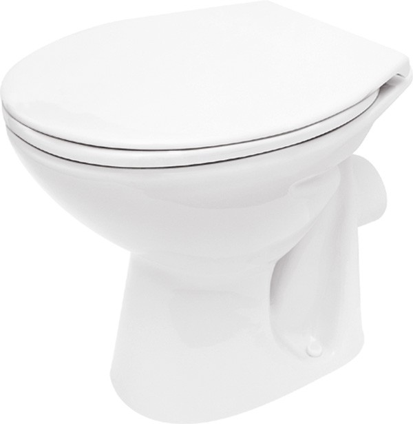 Vas WC President scurgere verticala