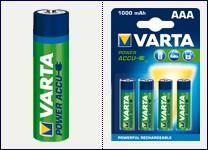 INCARCATOR POWER ACCU VARTA 56763