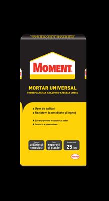 MOMENT MORTAR UNIVERSAL 25 KG