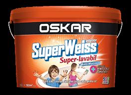 Superweiss superlavabil 15L