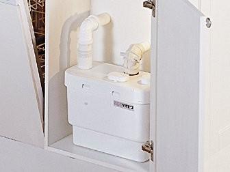 Sanivite - pompa bucătarie sau spălătorie