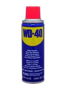 WD-40 Lubrifiant Multifunctional - 450 ML