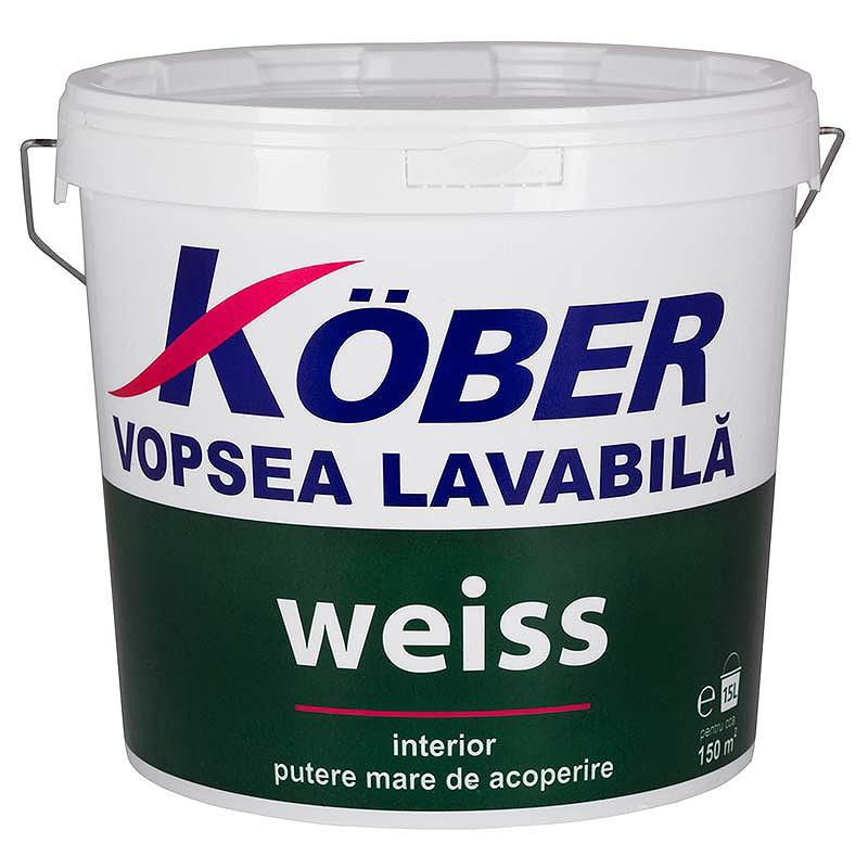 KOBER - LAVABIL WEISS 4 L
