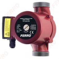 Pompa Recirculare FERRO 32-80 180