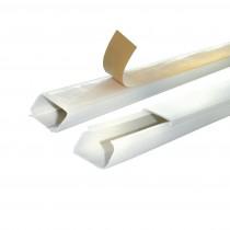 PAT CABLU DIN PVC 15mm x 10mm CU ADEZIV