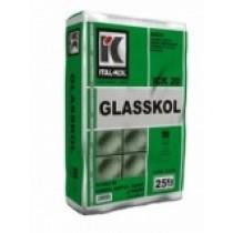 adeziv glasskol gri 25 kg ital-kol