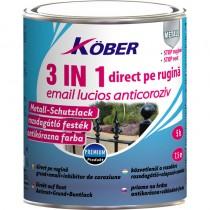 KOBER - EMAIL 3 IN 1 10 L