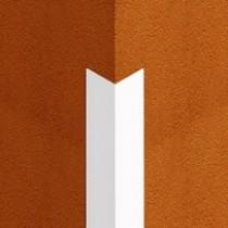 Cornier PVC alb