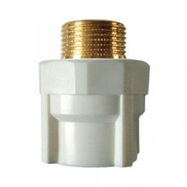 RACORD / ADAPTOR PPR CU FILET EXTERIOR