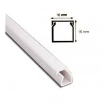 PAT CABLU DIN PVC 16mm x 16mm