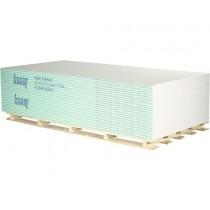 Placa gips-carton verde 12,5 x 1200 x 2600