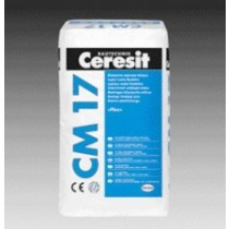 adeziv cm17 gresie si faianta 25 kg ceresit