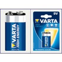 BATERIE VARTA HIGH ENERGY 9V BLOCK 4922
