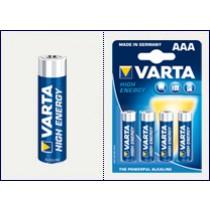 BATERIE VARTA HIGH ENERGY MICRO 4903