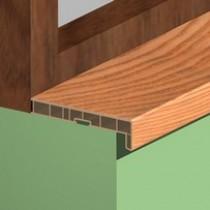 Glaf pentru interior din PVC