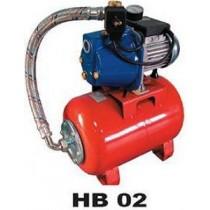 HIDROFOR CU POMPA DE SUPRAFATA H22BRA02-100