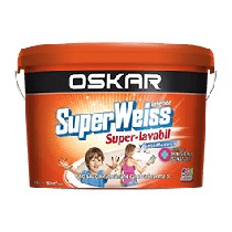 Superweiss superlavabila 8,5