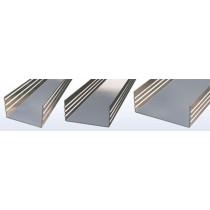 Profil gips carton UW50 - 3 m