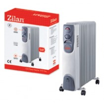 CALORIFER ELECTRIC ULEI 11 ELEMENTI - ZILAN