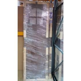 USA PORTA DOORS WENGE GRILA 1/3 - 60 CM - STANGA + TOC