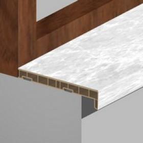 GLAF pentru INTERIOR din PVC 30 cm