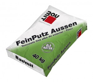 Tinci Feinputz Aussen 40 kg