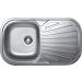 CHIUVETA INOX BLAT EC152  480*830 ANTICALCAR